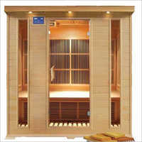 4 Person Infrared Sauna Room Cabin
