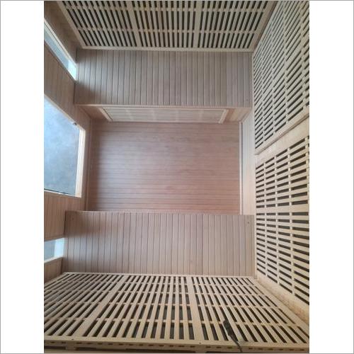 6 Seater Infrared Sauna Room
