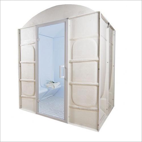 2 Seater Prefabricated Modular Steam Room