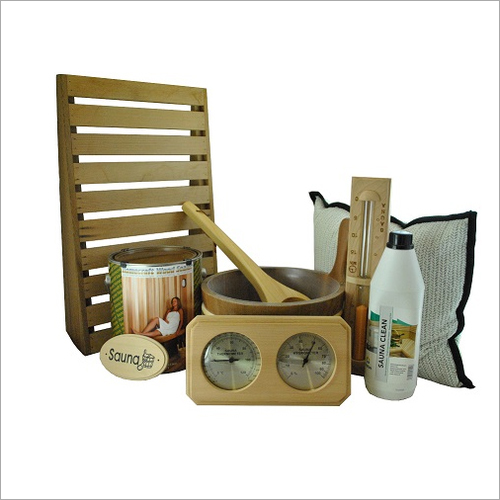 Sauna Bath Accessories