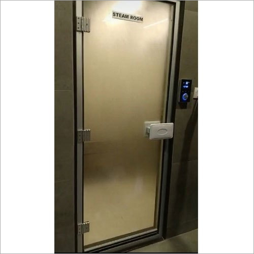 Steam Room Glass Door