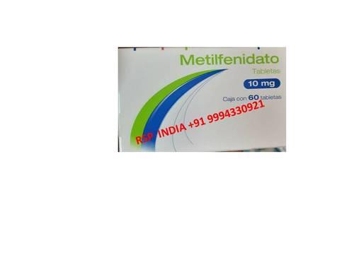 Metilfenidato 10mg Tablets
