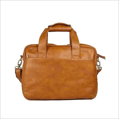 15 inch leather laptop messenger vintage bag