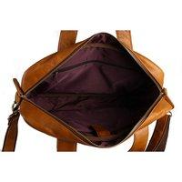 15 inch leather laptop messenger vintage bag