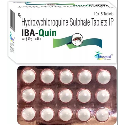 Hydroxychloroquine Sulphate IP 200mg