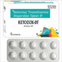 Ketorolac Tromethamine IP 10 mg