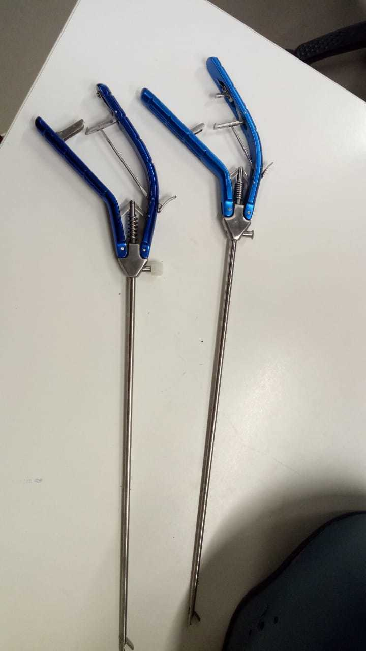 Storz Needle Holder