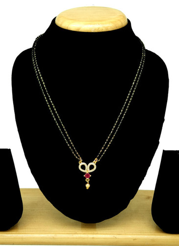 New Design AD Mangalsutra For women