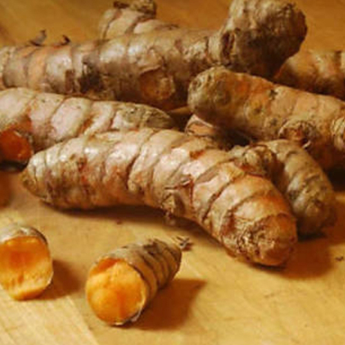 Fresh Turmeric Fingers