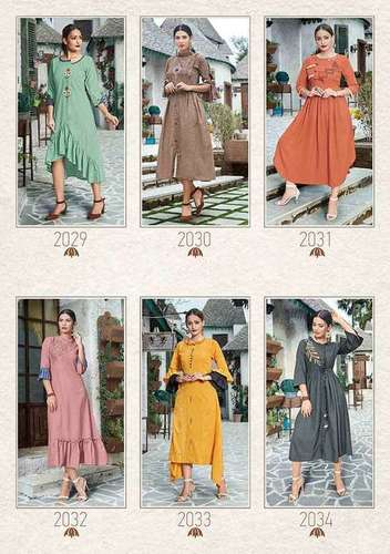 Dehliz Trends Paridhan Imported Fancy Kurti Sets