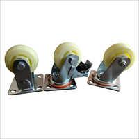 Solid Nylon Castor Wheels