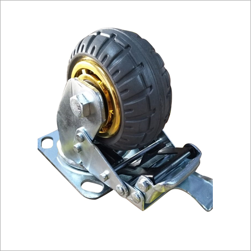 Heavy Duty Pressed Steel Castor Wheels