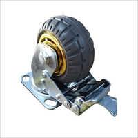 Heavy Duty Pressed Steel Castor Wheels