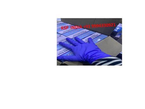 Safecare Nitrile Powdered Gloves