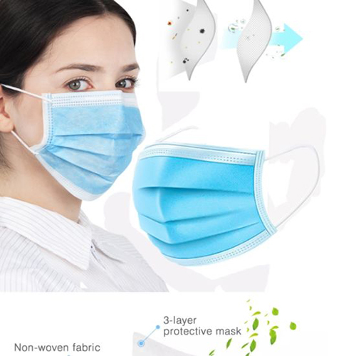 High Quality 3 Ply Mask