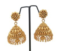 New Design Forming Jhumka Earring