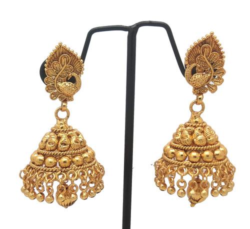 Fancy Design jhumka Earring