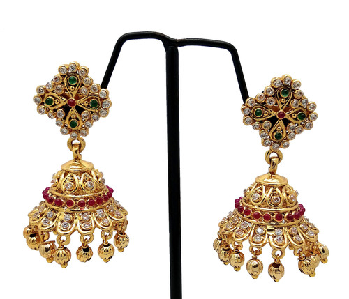 New Design Forming Jhumka