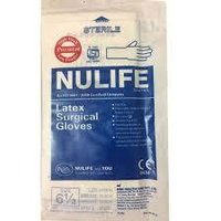 Nulife Size 6.5 Sterile Gloves