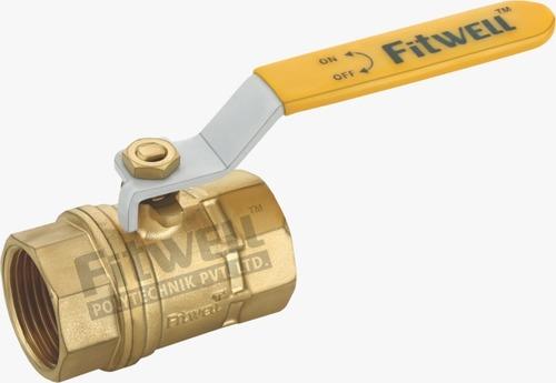 Brass Forged Ball Valve