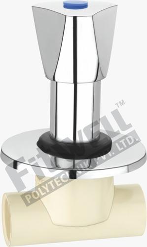 CPVC Concealed valve