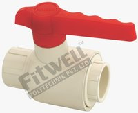 CPVC Long Handle Ball Valve