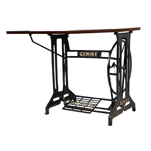 Geminy Industrial Sewing Machine Stand with Table