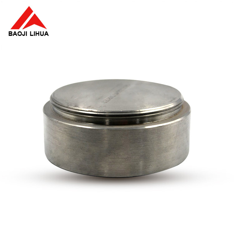 99.6% Pure titanium Round disc sputtering Arc target for PVD