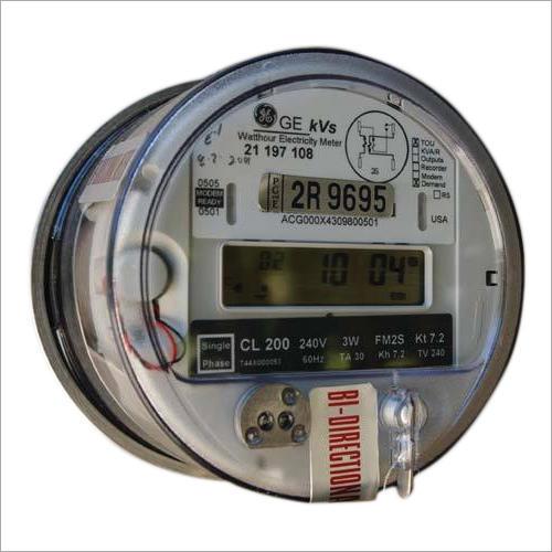 Watthour Electricity Meter