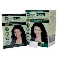 New Moon Noni Instant Fast Black Hair Shampoo