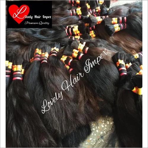 Bulk Raw Human Hair