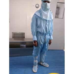 Electro Static Discharge (ESD) Garments