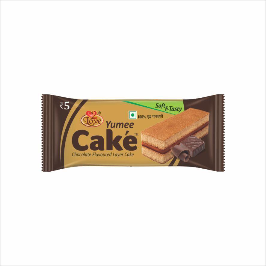 Stawberry Cake & Chocolate cake