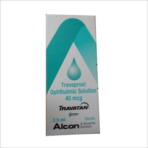 Travoprost Ophthalmic Solution