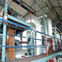 Edible Oil Refinery Machinery