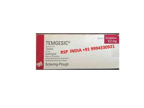 TEMGESIC 0.2MG TABLETS