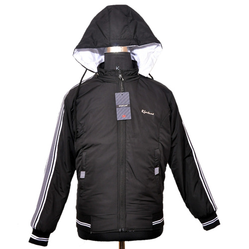 Reversible light-weight jacket