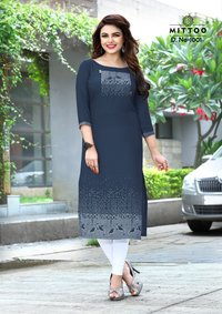 Digit Mittoo Design Soft Touch BSY Digital Kurti