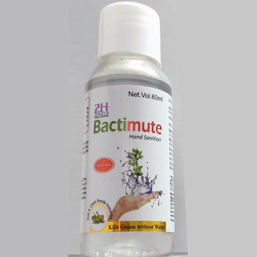 60 ml Bactimute Sanitizer