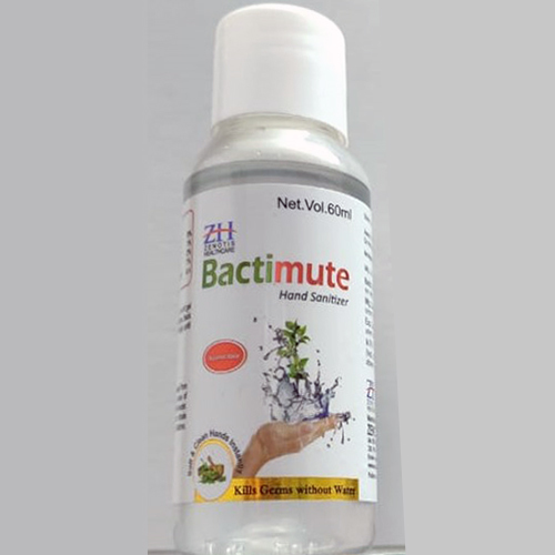 60 ml Bactimute Sanitizer
