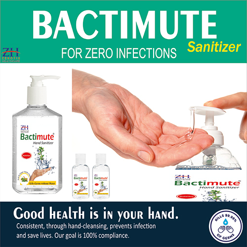 Bactimute Sanitizer