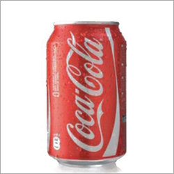 Coca Cola Soft Drink Can