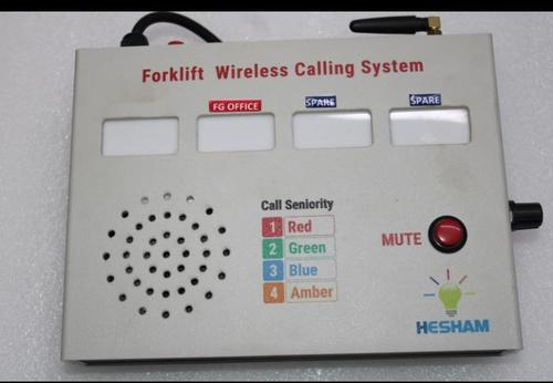 Hesham Forklift Calling System