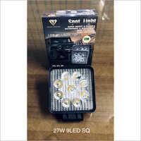 27W 9 LED SQ