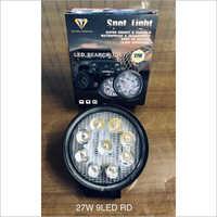 27W 9 LED RD
