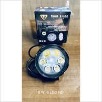18W 6 LED RD