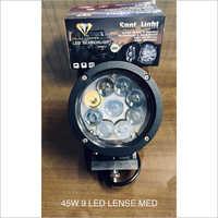 45W 9 LED Lens MED