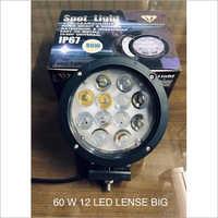 60 Watt 12 LED Lens