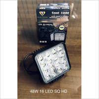 48W 16 LED SQ HD