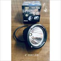 4 Inch 25 Watt LED